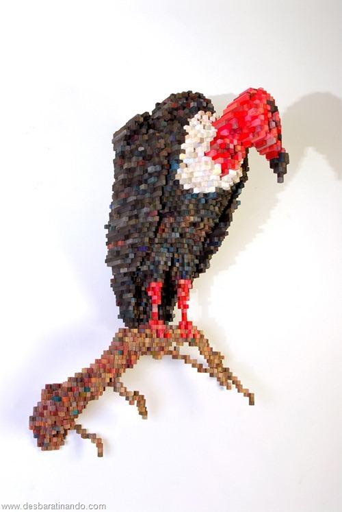 pixel arte 3D desbaratinando  (20)