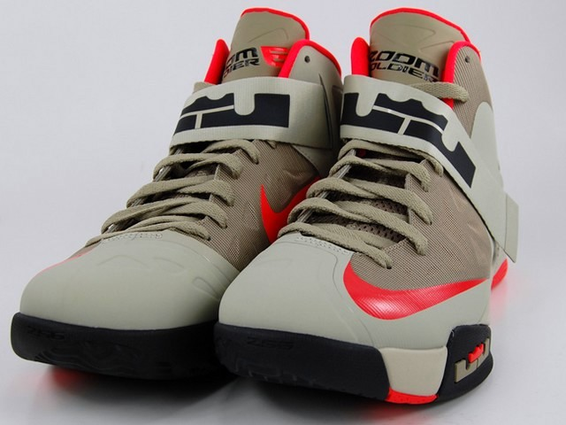 97d74cf40dc ... New 8220Bamboo8221 Nike Zoom LeBron Soldier VI Available Online ...