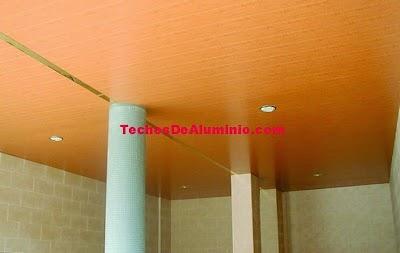 Techos aluminio Los Santos de Maimona