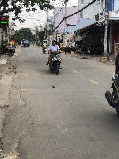 Bán nhà cấp 4 Mặt Tiền Đông Hưng Thuận 2 Quận 12 - 004