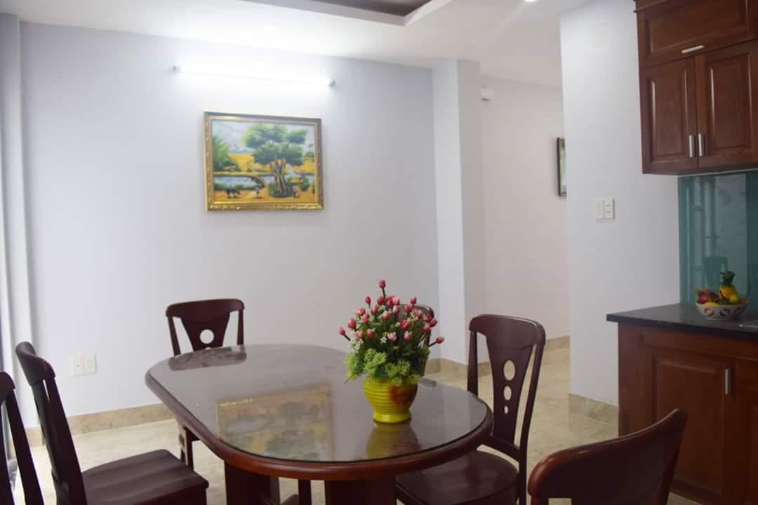 Nhà Phố Đường Bờ Bao Tân Thắng Quận Tân Phú 06