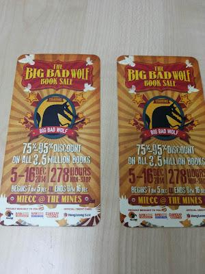 Berbaloi ke beli buku di BIG BAD WOLF 2014 ?