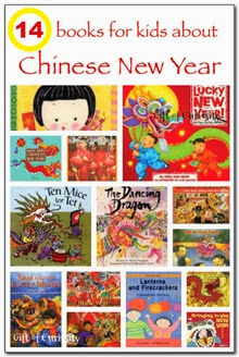 Picture Books About Chinese New Year from Gift of Curiosity