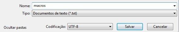 Salvar em UTF-8 no bloco de notas.