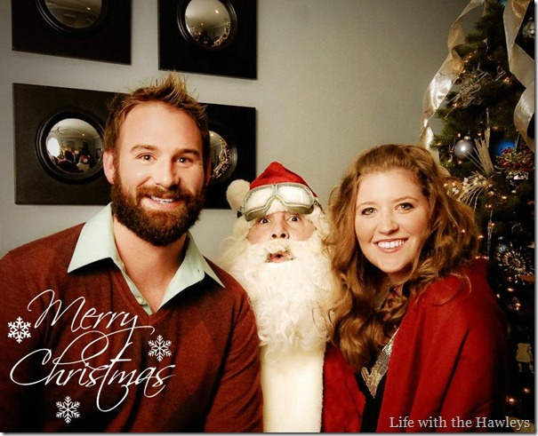 Christmas Card for 2012