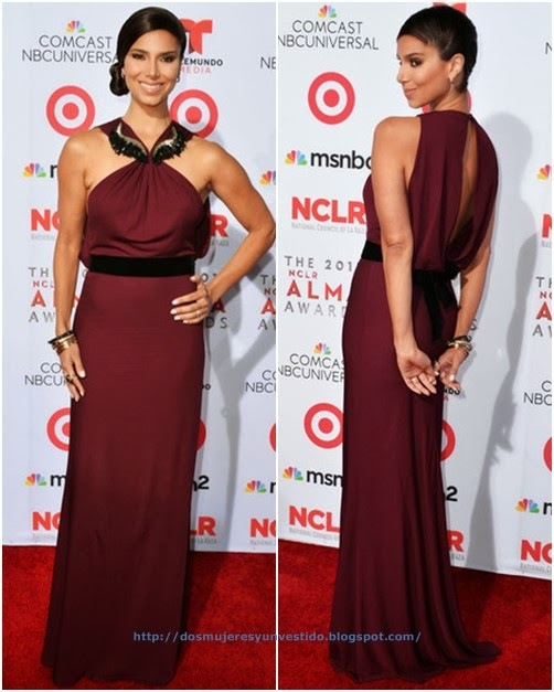 Roselyn Sanchez Arrivals NCLR ALMA Awards