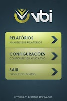 Screenshot of Vbi Mobile