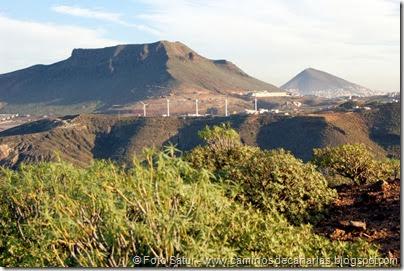7254 Puerto Las Nieves-Barranco Oscuro(Montaña Amagro)