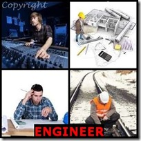 ENGINEER- 4 Pics 1 Word Answers 3 Letters