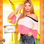 Angelica Jaramillo y Sofia Jaramillo Modelando D'Axxys Jeans Foto 43