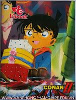 Tập học sinh Vĩnh Tiến VIBOOK Conan