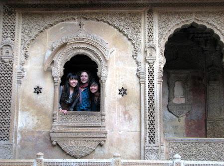 Obiective turistice India: palat maharaja Jaisalmer