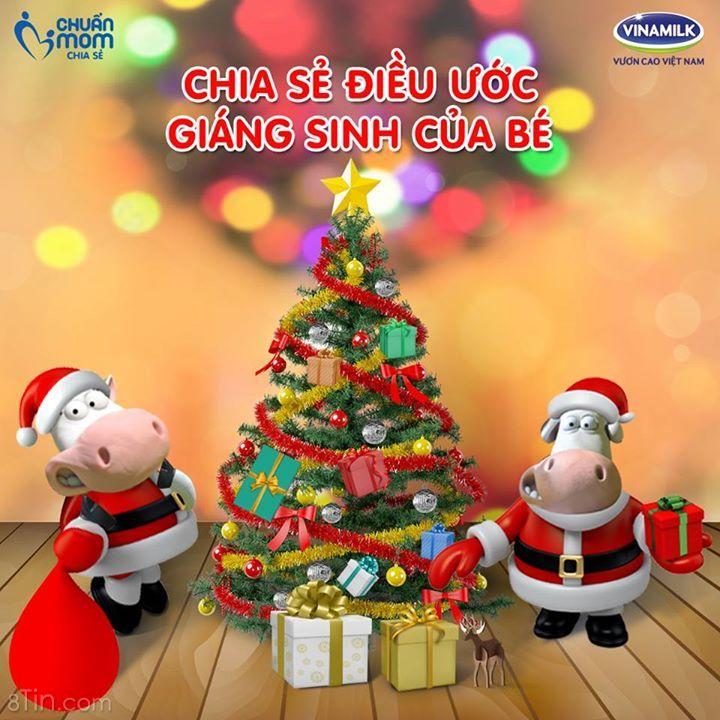 Merry X'Mas – Giáng sinh an lành cả nhà ơiiiiii!