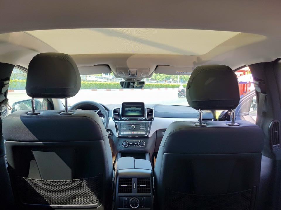 Xe Mercedes Benz GLE 450 2017 Coupe 014