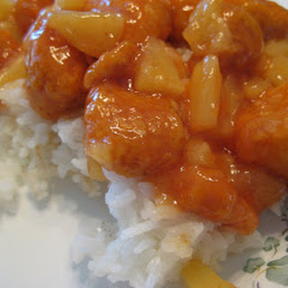 Chinese Sweet And Sour Chicken With Pineapple Recipes.