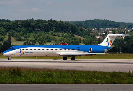 Avion Fly Romania