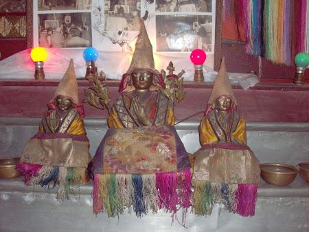 Obiective turistice India: Samten Choling Monastery Darjeeling