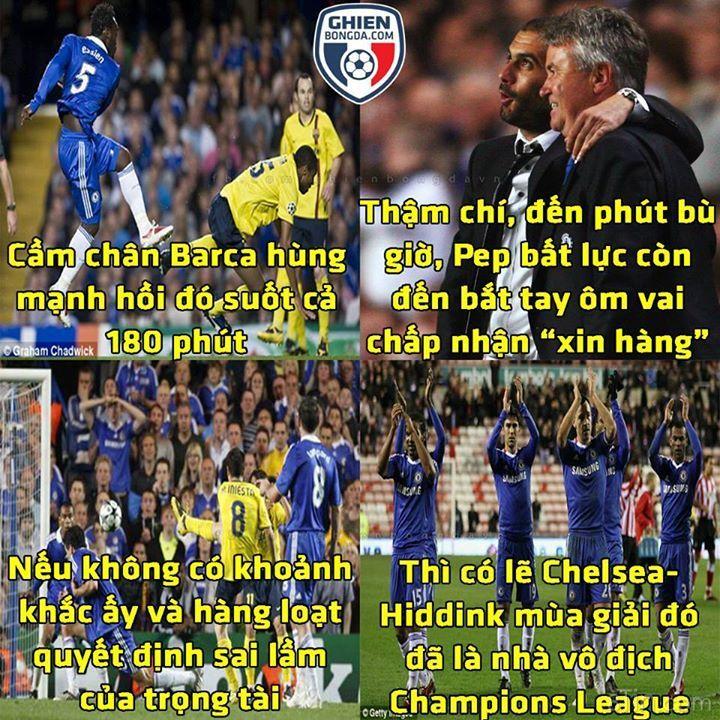 Guus Hiddink vừa lập kỉ lục bất bại tại Ngoại Hạng Anh :