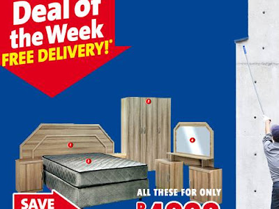 Check out our Deal of The Week Get the Colorado Bedroom Suite