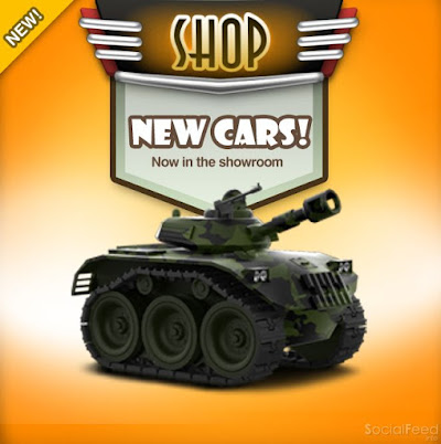 Hey Car Town Fans remember this brute of a tank Well its