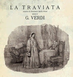 IN PERFORMANCE: Giuseppe Verdi - LA TRAVIATA (North Carolina Opera, 27 February 2015)