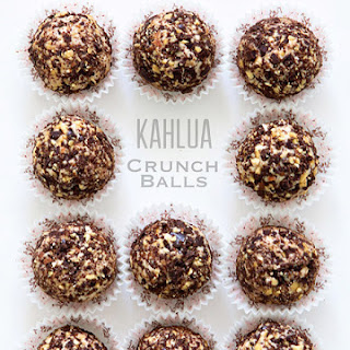 Kahlua Crunch Ball