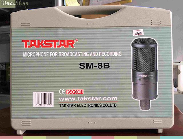 Takstar SM-8B