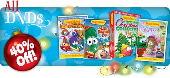 Veggie DVDs