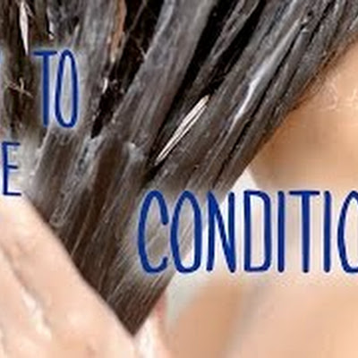HealthyHairTips Watch how to use conditioner after shampoo to ensure your hair
