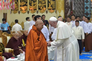 Tôn giáo là để đem lại hòa bình trong công lý