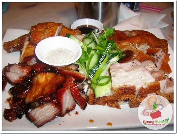 LITTLE HK BBQ MIX 4 items © BUSOG! SARAP! 2010
