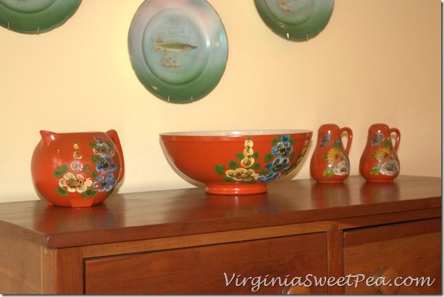 Ransburg Pottery2