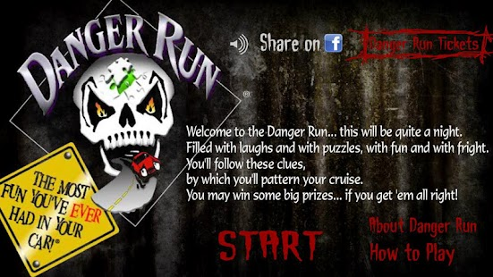 The Danger Run - screenshot thumbnail