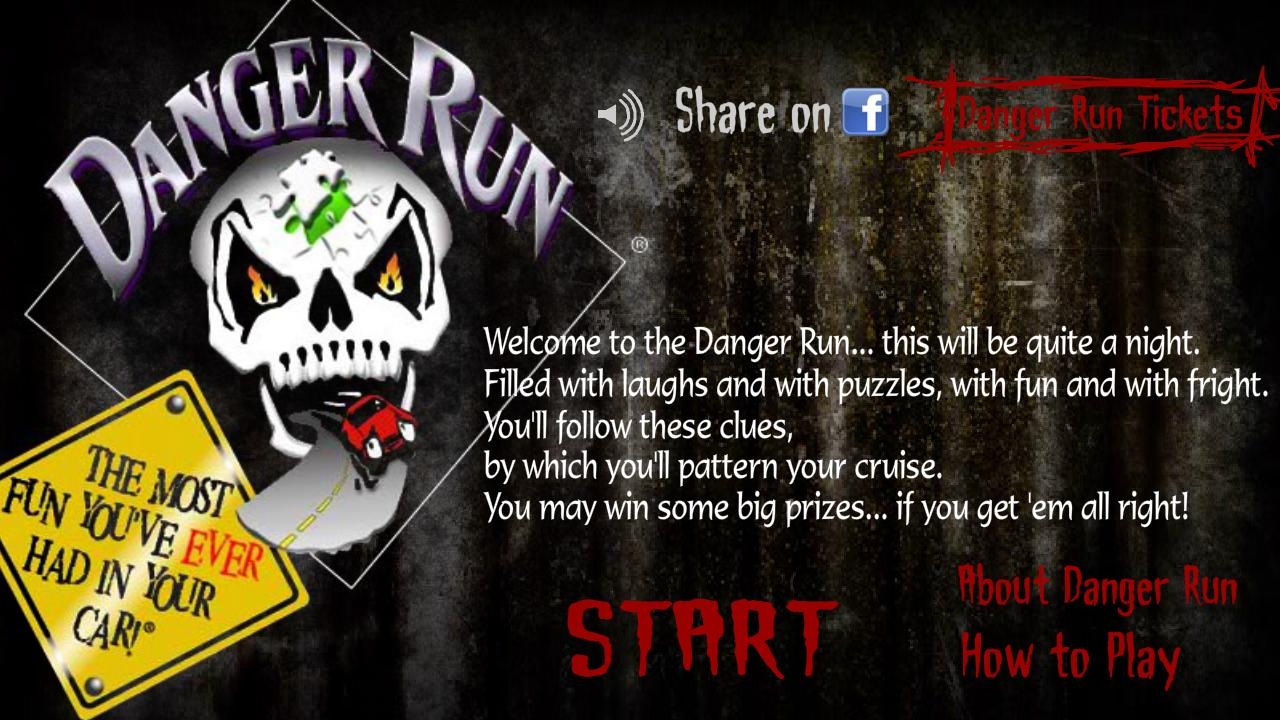 The Danger Run - screenshot