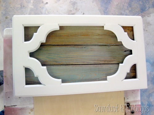 Buffet Doors {Sawdust and Embryos}