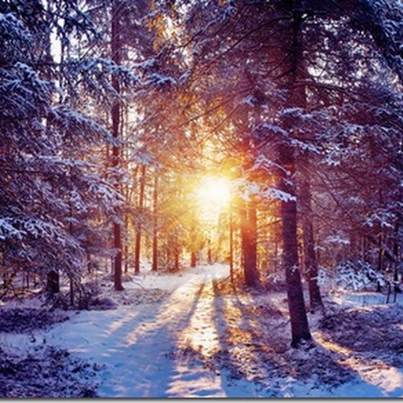10 peisaje de iarnă pentru desktop-ul tău