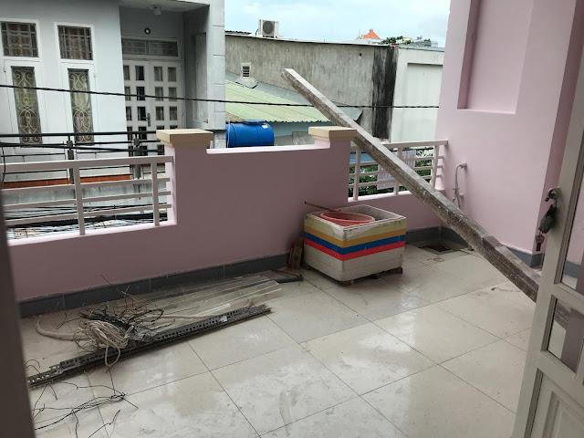 Bán nhà hẻm 6 mét đường số 8 Bình Hưng Hòa B Quận Bình Tân 0010