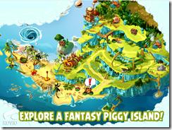 أستكشف القرى النائية والغابات الكثيفة فى لعبة Angry Birds Epic الطيور الغاضبة