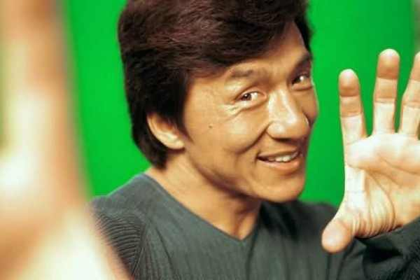 Jackie Chan Chinese Kitchen Menu