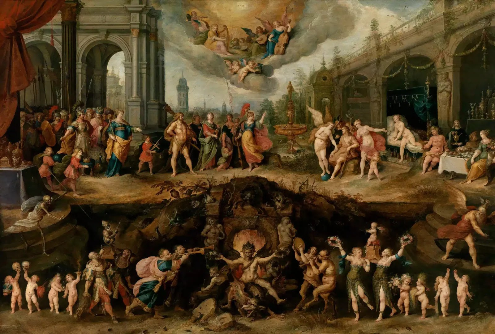 Nan đề muôn đời cho con người – cuộc chọn lựa giữa tốt và xấu!
