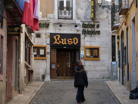 Obiective turistice Lisabona: Bairo Alto.