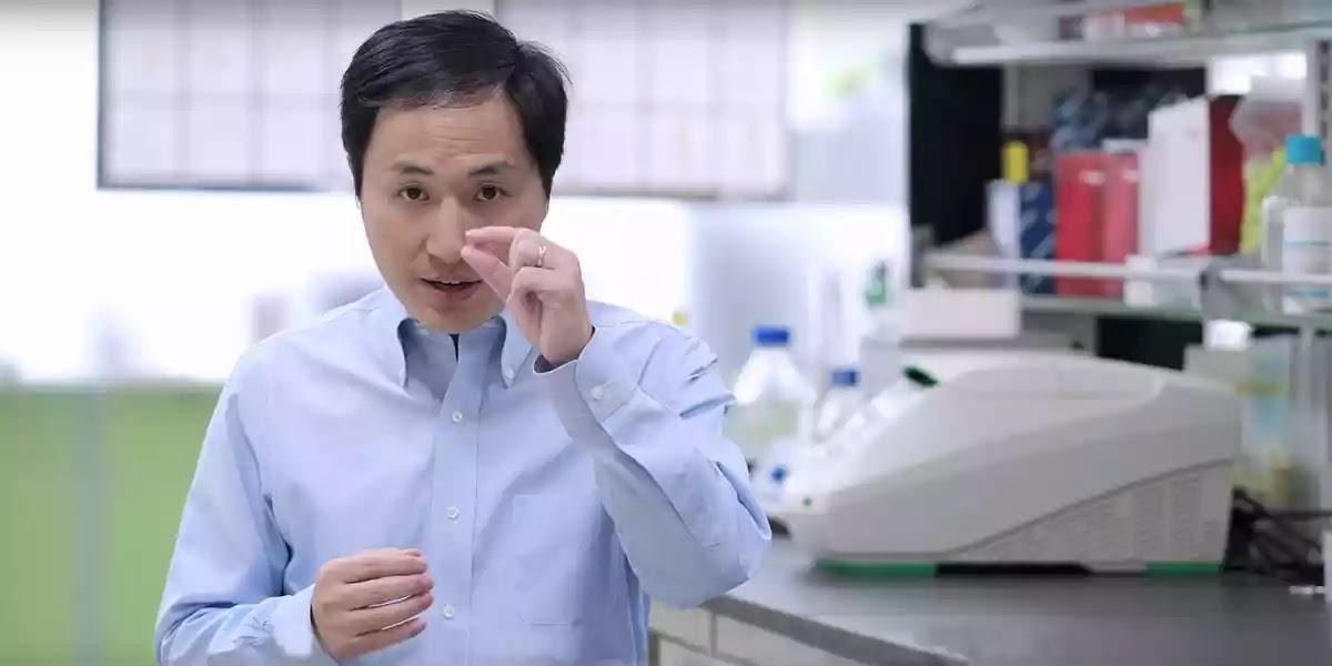 Một nhà khoa học Trung Quốc bị kết án tù vì thực hiện chỉnh sửa gene người