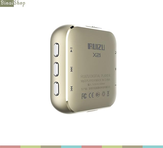 Ruizu X21
