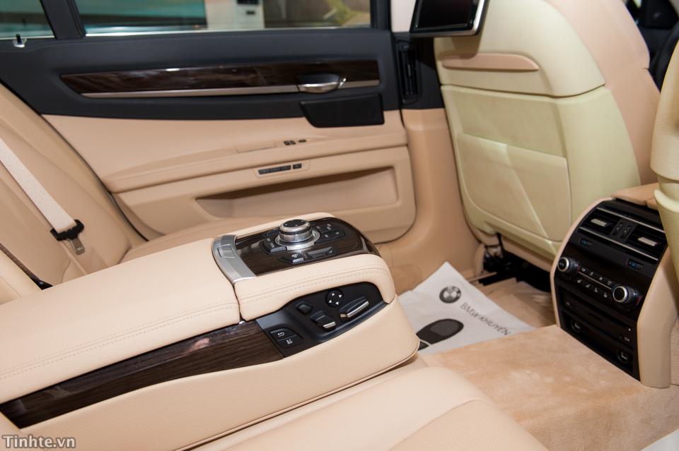Xe BMW 750Li new model 08