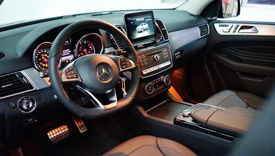 Xe Mercedes Benz GLE 450 2017 Coupe 015