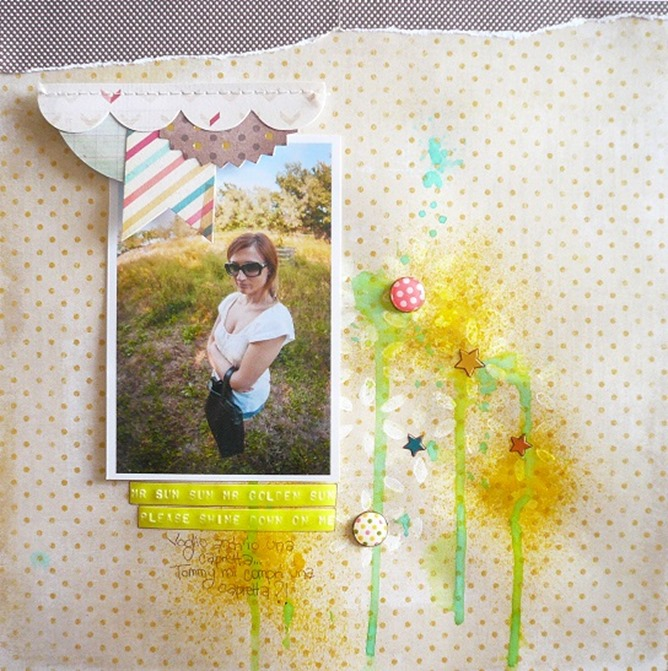 jò in wonderland scrapbooking