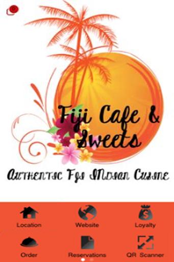 Fiji Cafe Sweets