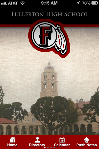 Fullerton High School