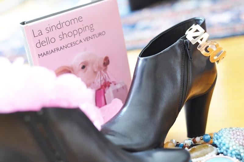 zagufashion, fashion bloggers, ecco shoes, la sindrome dello shopping, outfit