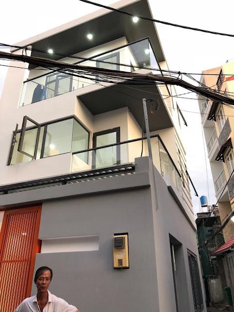 Bán nhà căn góc 2 mặt tiền Hẻm Xe Hơi Phan Chu trinh Bình Thạnh 03